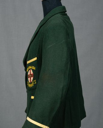 Jacket - Side View