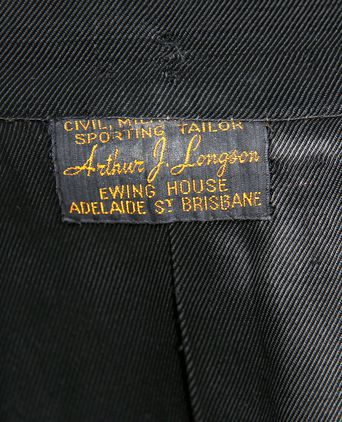 Label inside Inspector Dress Tunic