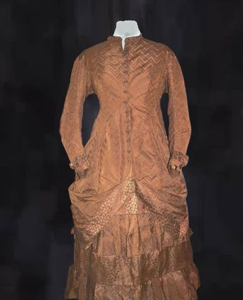 Blundell Dress Front