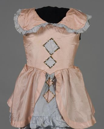 Dance costume worn by Pauline Harvey