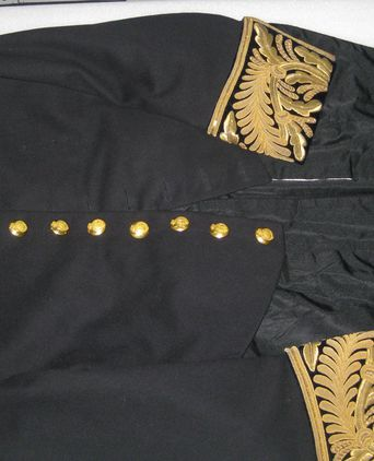 Privy Council Uniform - front of jacket [taken 9-11-09]