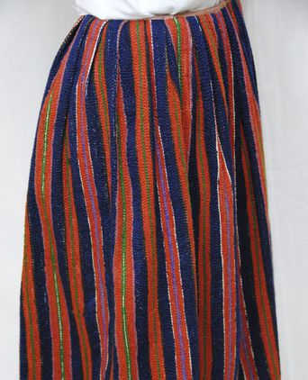 Traditional skirt  hand made material