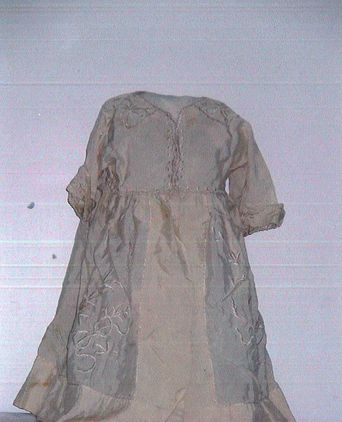 Christening Gown - front view