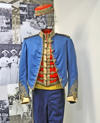 Onslow Madras Uniform
