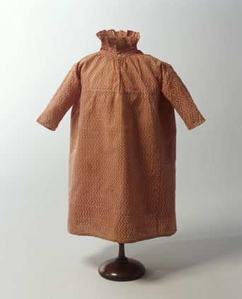 Boys dress worn by John Marsden, 1802-3, Photo: Sotha Bourn, Powerhouse Museum
