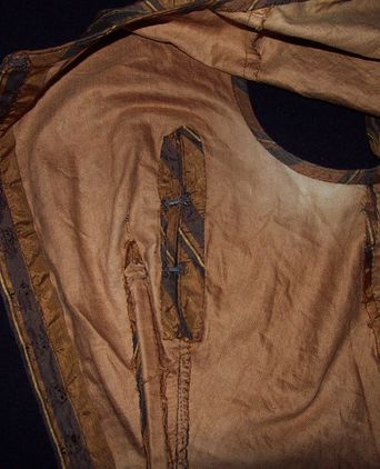 Inner Construction Of Nursing Bodice