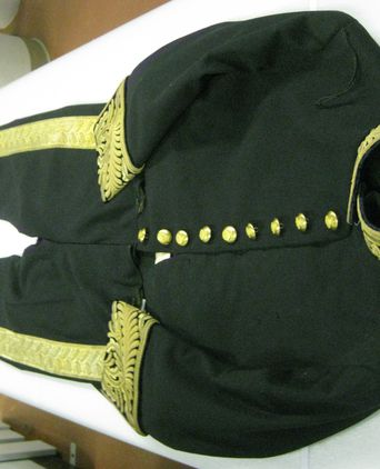 Privy Council Uniform - jacket and trousers [taken 9-11-09]