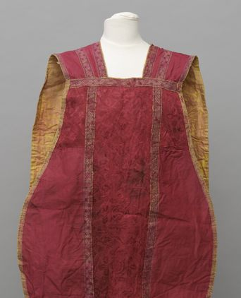 Front of Roman Chasuble