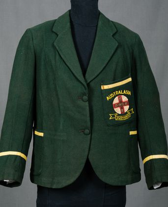 Jacket- Front View